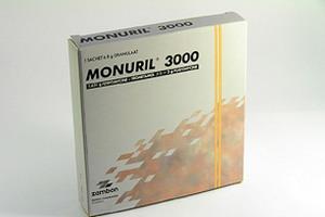 Beipackzettel monuril Monuril 3000