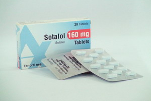 sotalol | drug discrimination database, Skeleton