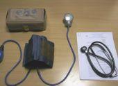 Blood pressure (after Riva-Rocci)